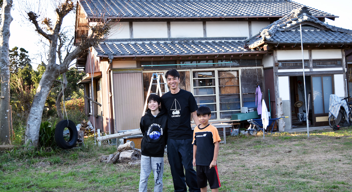 18. Liberating People's Homes in Japan